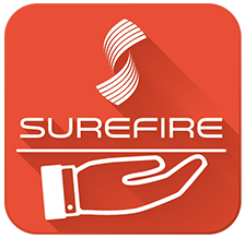 Surefire Pay at Table app
