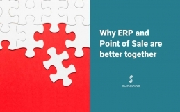 Why ERP and Point of Sale are better together